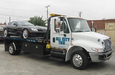 All City Tow - Culver City, CA