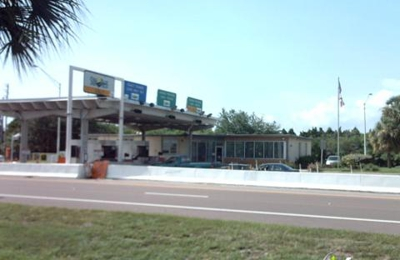 Pinellas Toll Plaza - Saint Petersburg, FL