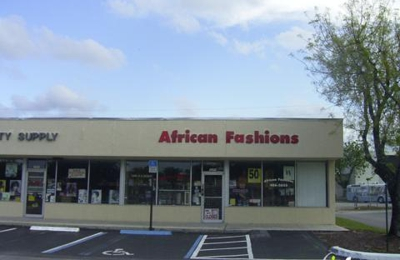 African Fashion Boutique Inc - Fort Lauderdale, FL