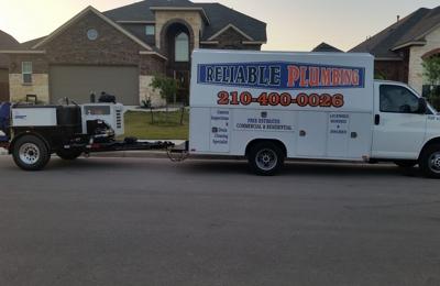 SA Reliable Plumbing - Cibolo, TX