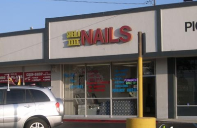 Sheila #4 Nails - Bellflower, CA