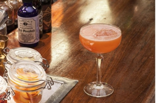 Historical Cocktails at Dead Rabbit in New York, NY