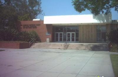 West Covina Courthouse - West Covina, CA