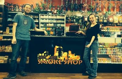 Hot Box Smoke Shop - Bellevue, WA
