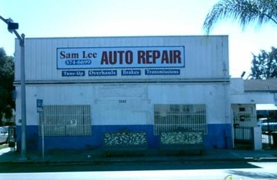 Sam Lee's Auto Repair - San Diego, CA
