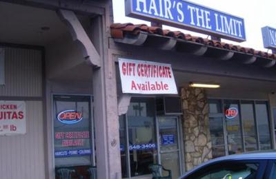 Hair's The Limit - San Pedro, CA