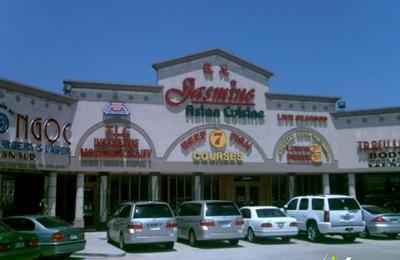 Jasmine Asian Cuisine 9938 Bellaire Blvd Houston Tx 77036