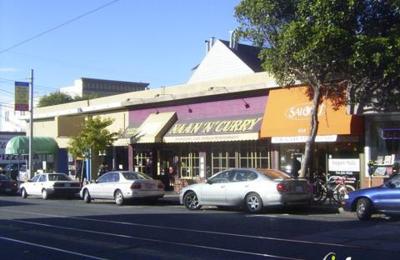Naan N Curry - San Francisco, CA