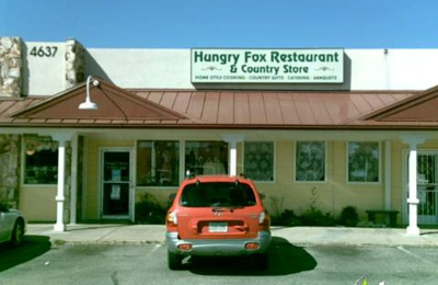 The Hungry Fox Restaurant & Country Store - Tucson, AZ