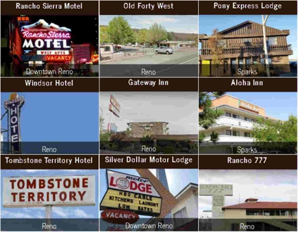 Hotels Economy Weekly Motel Reno Sparks Motel Reno Nv