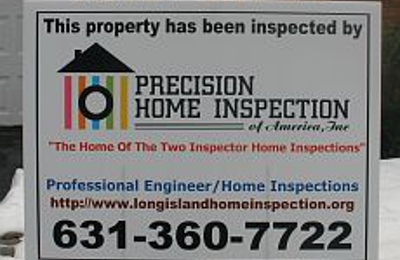 Precision Home Inspection of America - Smithtown, NY