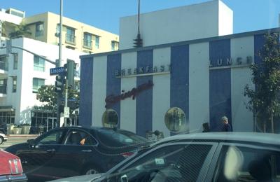 Swingers - Santa Monica, CA. Santa Monica location