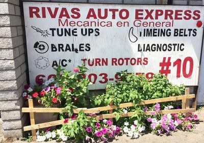 Rivas Auto Express 1 N 35th Ave Ste 10 Phoenix AZ 85009