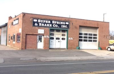 Super Spring & Brake Co Inc. - Hartford, CT