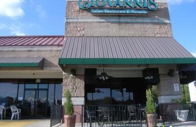 Giovanni S Italian Restaurant Pizzeria 2140 S Chickasaw