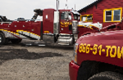 Vinny's Towing & Recovery - Frederick, MD