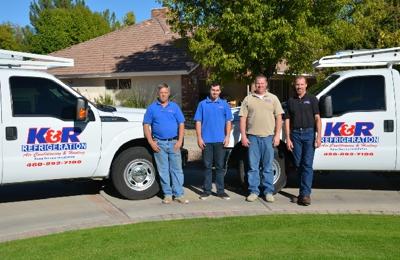 K & R Refrigeration - Gilbert, AZ. Best AC guys in the Sun Lakes!