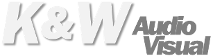 k and w logo