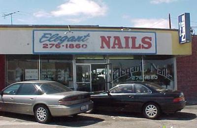 Elegant Nails - San Leandro, CA