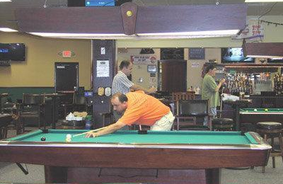 Gate City Billiards Club   Greensboro, NC