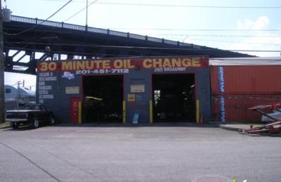 Three Zero Minute Oil Change - Jersey City, NJ