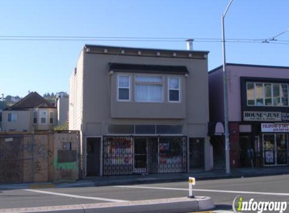 S & P Mini-Mart - Daly City, CA