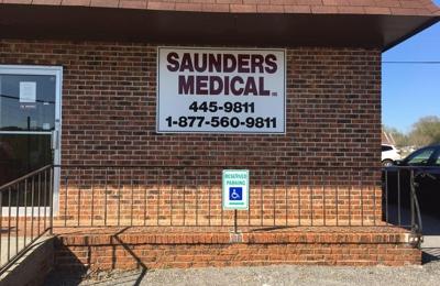 Saunders Medical Oxygen & Respiratory Services - Ozark, AL