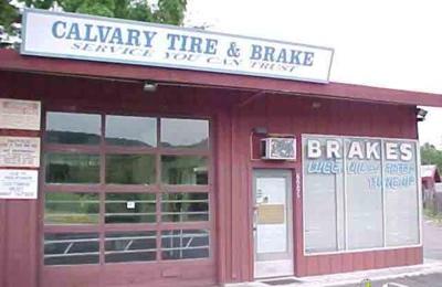Calvary Tire & Brake - Santa Rosa, CA