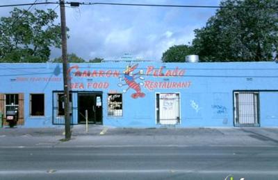 Camaron Pelado Seafood Restaurant 1113 Pleasanton Rd, San Antonio, TX 78214  - YP.com