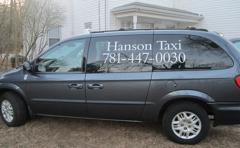 hanson taxi