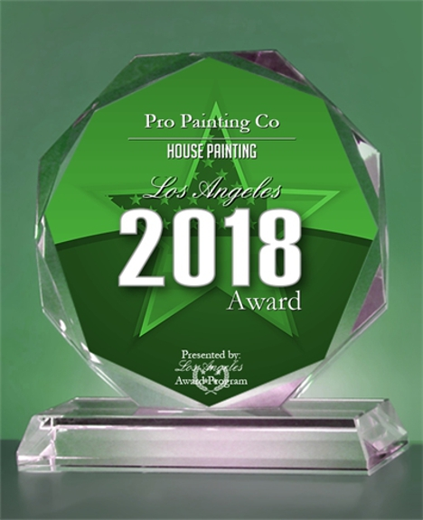 Pro Painting Co - Los Angeles, CA. The Best Ptg Company