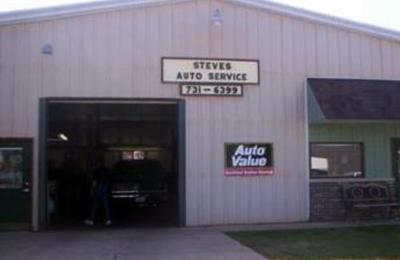 Steve S Auto Service 1037 Orourke Blvd Gaylord Mi 49735 Yp Com