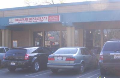 Shalimar Restaurant - Fremont, CA