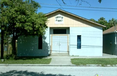 Church of God of Prophecy Hyde Park - Tampa, FL
