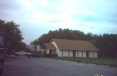 San Antonio Christian Church - San Antonio, TX