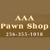 Shop AAA Pawn
