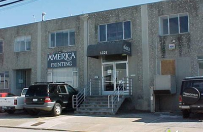 America Printing Co. - Burlingame, CA