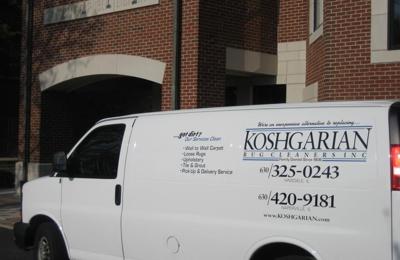 Koshgarian Rug Cleaners, Inc. 670 W 5th