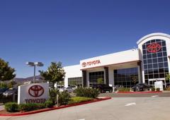 Santa Margarita Toyota   Rancho Santa Margarita, CA