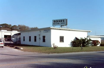 Roehr's Drive Line & Machine Shop Inc - Sarasota, FL