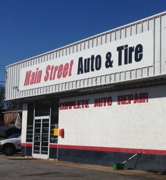Main Street Auto & Tire - High Point, NC