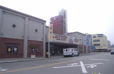Jack London Cinema 9 - Oakland, CA
