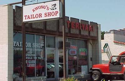 Kwong's Tailor Shop - Fairfield, CA