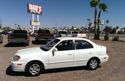 Dad S Used Cars Apache Junction Az 85120 Yp Com
