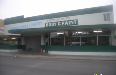 Kennedy Auto Body & Painting - Redwood City, CA