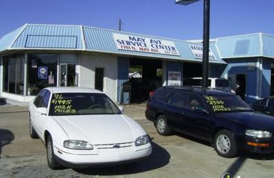 May Avenue Service Center & Used Cars - Oklahoma City, OK