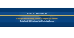 Bowen Law Offices - Las Vegas, NV