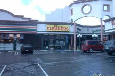 A-Class Cleaners