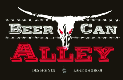 Beer Can Alley - Des Moines, IA