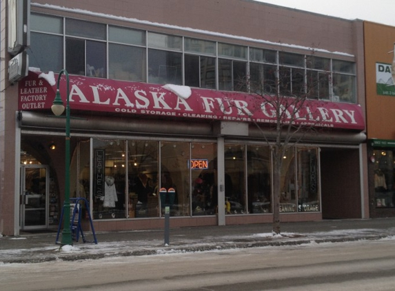 Alaska Fur Gallery - Anchorage, AK